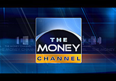 The Money Channel pachet grafica tv de stiri si identitate vizuala